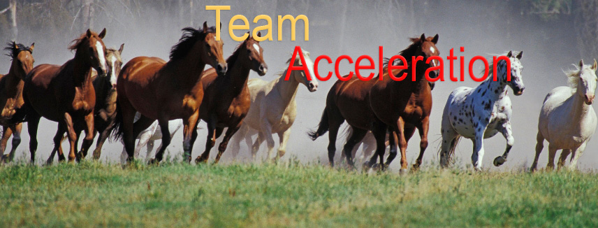 Team Acceleration
